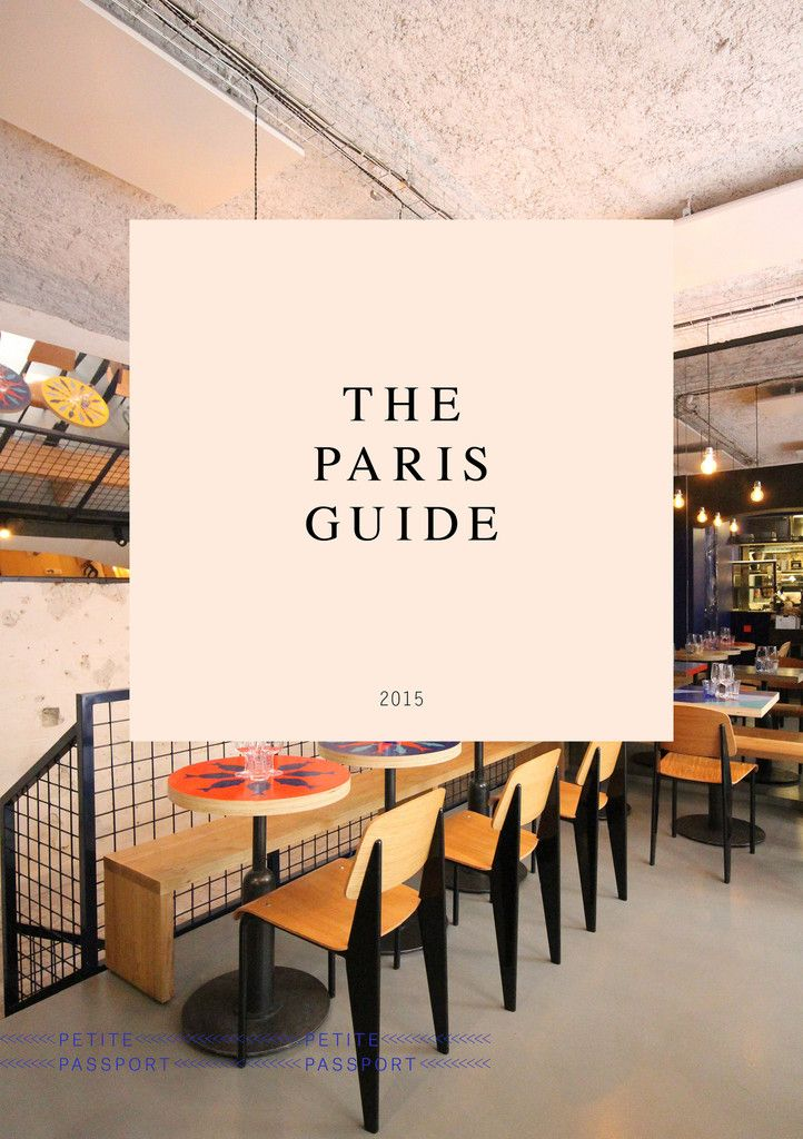 THE PARIS GUIDE