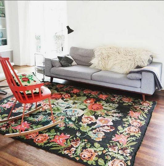 tapis dcoration salon beautiful decoration salon vert