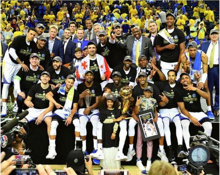 2017 Golden State Warriors NBA Champions Celebrate 2017 NBA Finals 8x10 Photo #4 #PHOTOFILE #GoldenStateWarriors