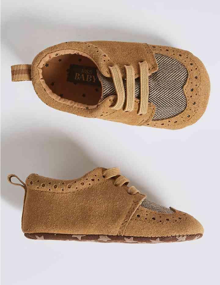 Kids' Pram Shoes £10