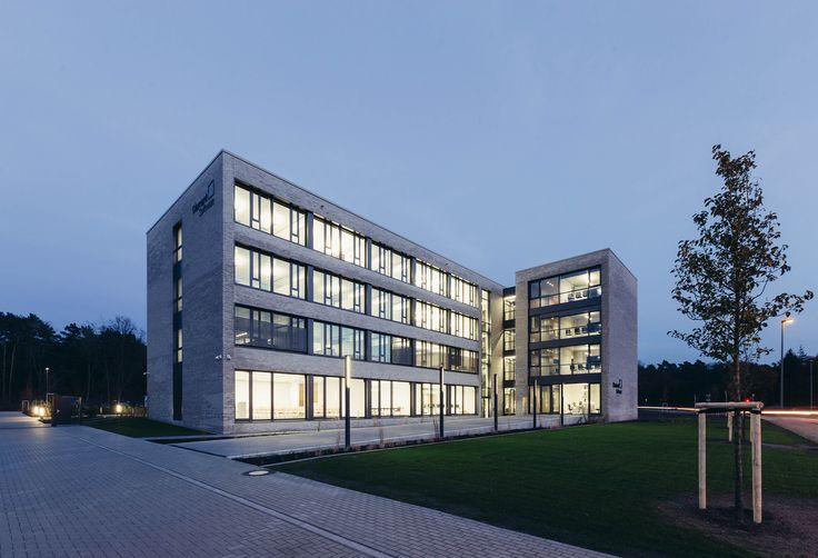 brüchner-hüttemann pasch bhp Architekten + Generalplaner GmbH  Diamant Software , Bielefeld #architektur #architecture #bhparchitekten #bielefeld