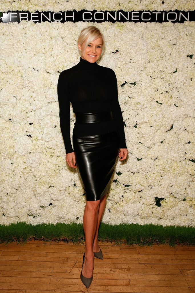 Yolanda Foster in French Connection Spring/Summer 2015 Collection Preview Party