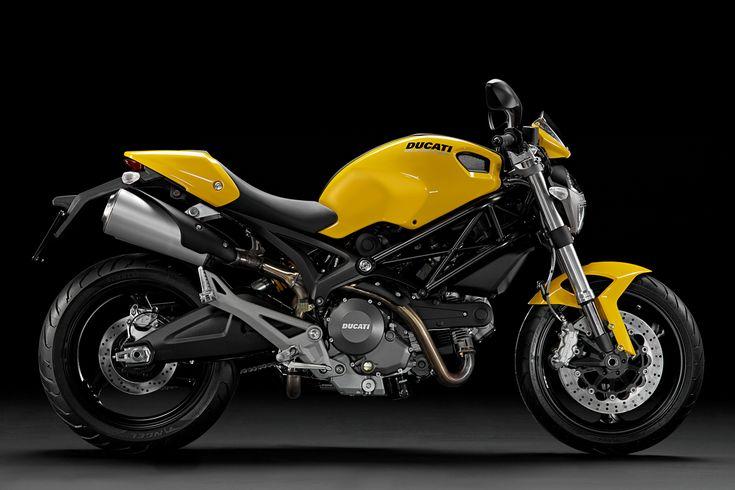 696 MONSTER - Ducati 696 Monster 2011 Giallo