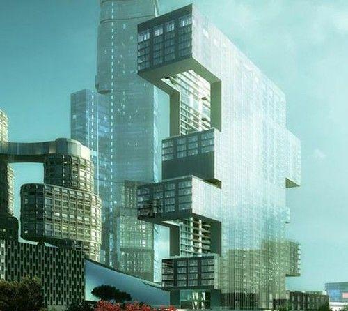 Futuristic Design Project