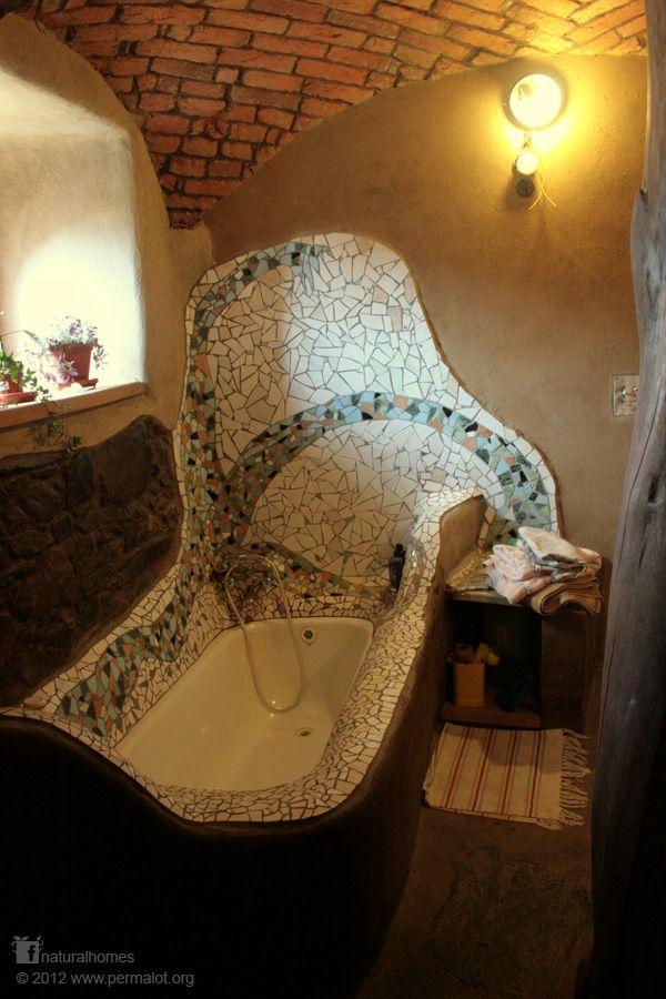 Incorporando una bañera no queda tan vistoso. quizá por la envolvente en vez de ser simplemente soporte.