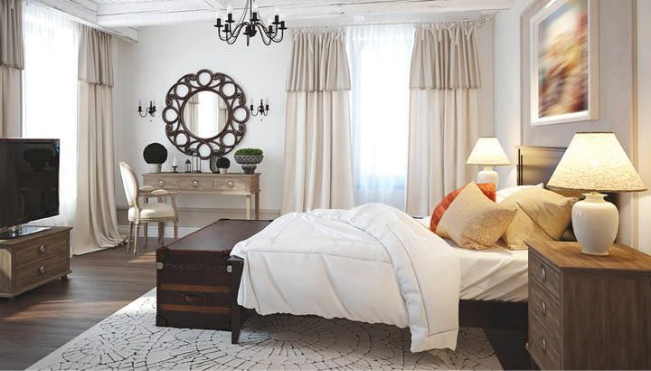 Quiet Time: Bedroom trends create a peaceful oasis