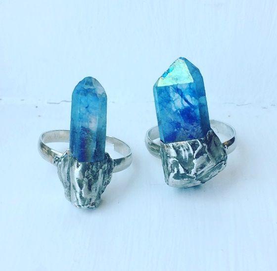 Image of Ocean Aura Ring