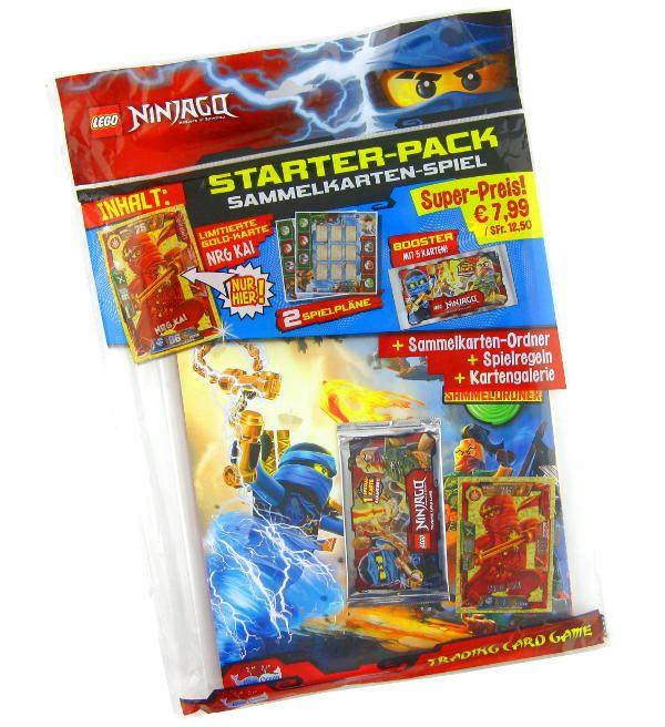 Lego Ninjago Serie 5 Sammelkarten Lego Ninjago Sammelkarten Lego