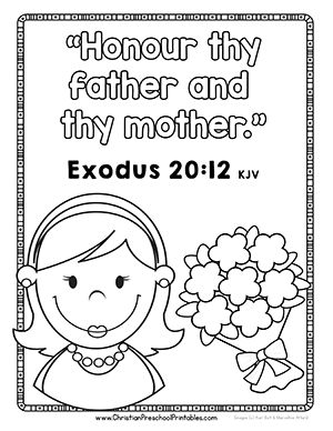 Free Mother s Day Bible Crafts
