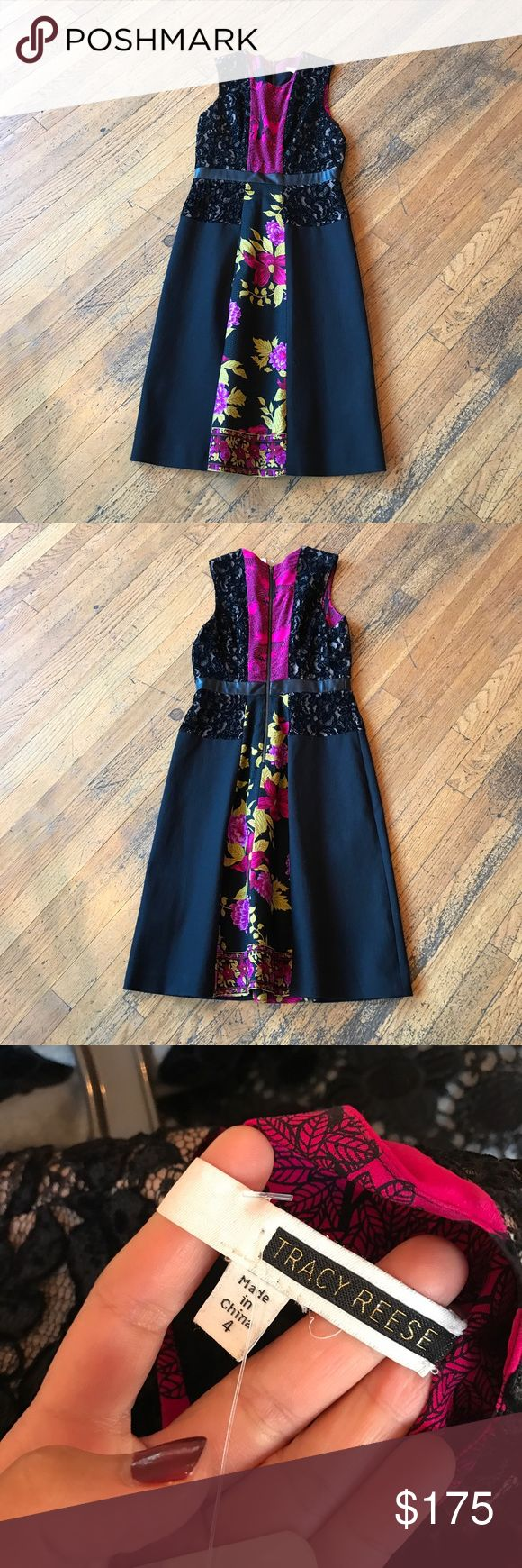 NWT Tracy Reese Dress Fun Tracy Reese Dress! Tracy Reese Dresses Midi