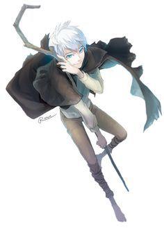 Jack Frost by RAHWIA