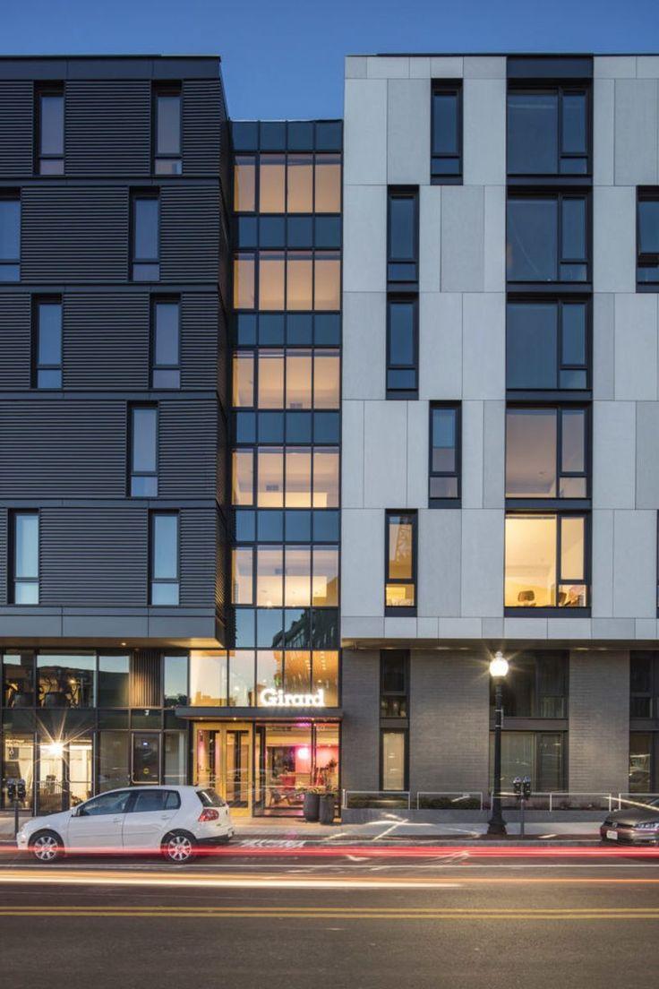 40 Amazing Apartment Building Facade Architecture Design