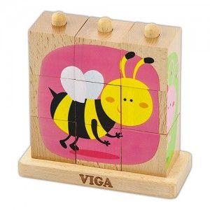 Jucarie - Montessori (insecte)