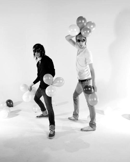 Breathe Carolina<3  I've been about 3in. away from these guys