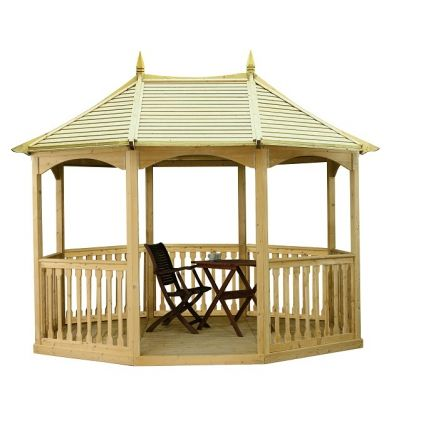 Timber Brompton Pavilion Gazebo