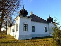 Jánossy kastély Cserhátsurány