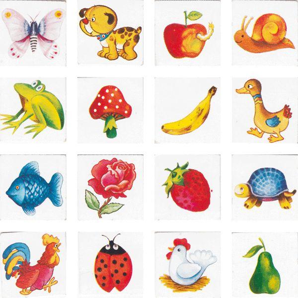 Para Imprimir Juego De Memoria Para Ninos 5 6 Anos Nuestros Hijos