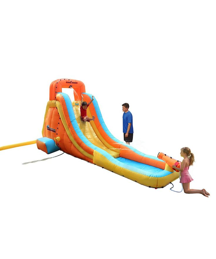 Inflatable Water Slide Az: 25+ Unique Inflatable Water Slides Ideas On Pinterest
