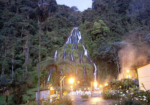Termales de Santa Rosa de Cabal, Triángulo del Café  #colombia