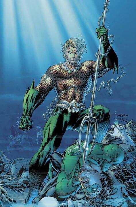 Aquaman & Green Lantern