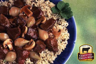 Easy Beef Bourguignon: Taste the difference. There's Angus. Then there's the Certified Angus Beef ® brand.