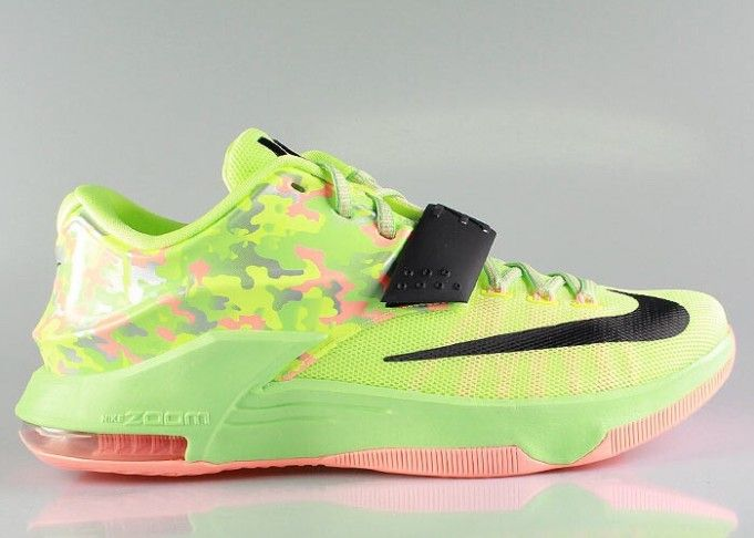 The new kd 7 easters I want to get these I love the colors