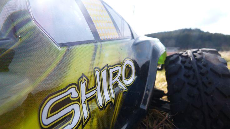 Der Ausblick auf die Landschaft, da strahlt selbst der Jamara Shiro! #JustPlay