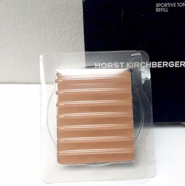 HORST KIRCHBERGER Sportive Toner Compact Puder 01 Refill Make-up neu unbenutzt | Beauty & Gesundheit, Make-up, Teint | eBay!