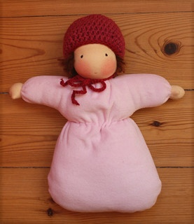 Cuddledoll by Mariengold, via Flickr