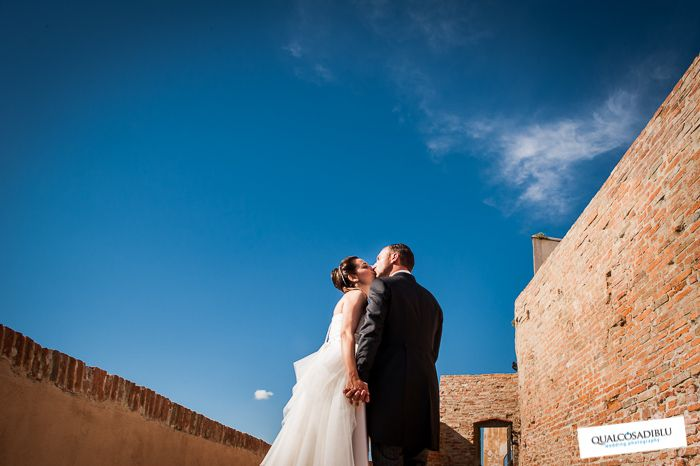 #RealWedding in #Tuscany. Enjoy the photos os Fabio e Manuela Shooted by Qualcosa di Blu | #weddingphotographers