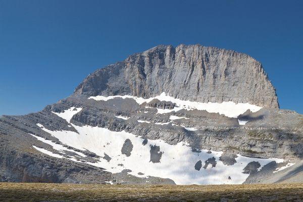 "Mount Olympus. the throne of God Zeus. Peak ''Stefani"""""