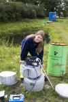 Old concrete can protect lakes and streams from phosphorus-laden run-off