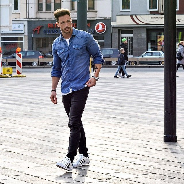 Adidas Superstar Male