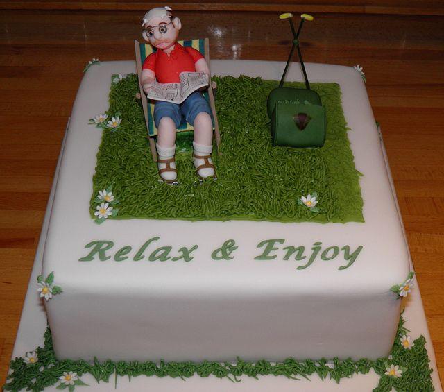 Retirement Cake Retirement Cakes Cake Cakes For Men