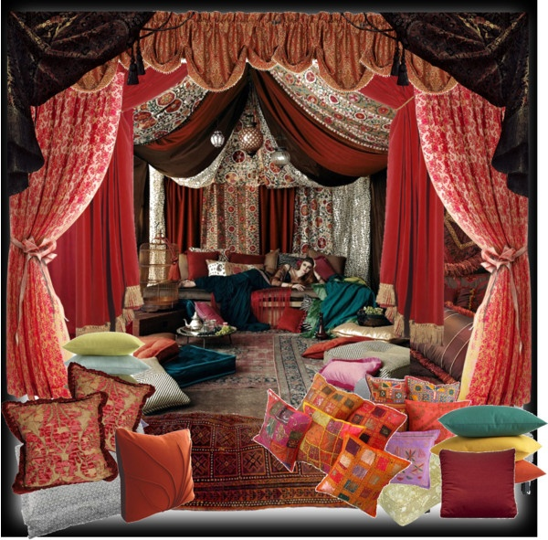17 best images about cottage decor inspiration on for Arabian decorations for home