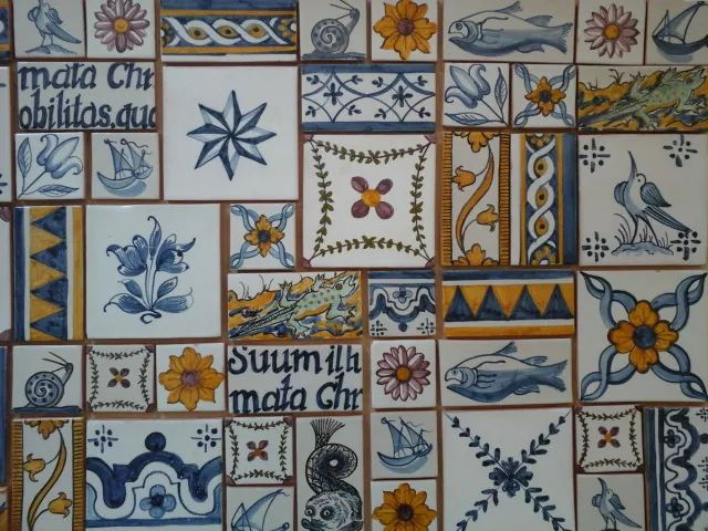 Bringing the Portuguese Art of Azulejos into the 21st Century with Isabel Colher