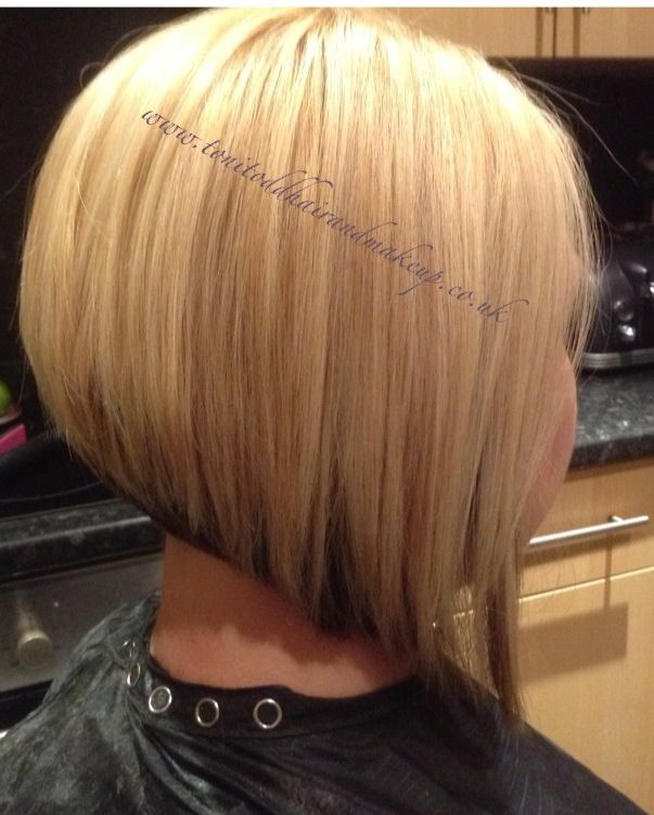 inverted bob hair style elongated bob by www tonitoddhairandmakeup co uk 2413