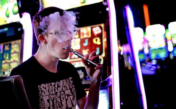 EPIRUS TV NEWS: Καρκινογόνα κάποια ηλεκτρονικά τσιγάρα