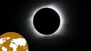 eclipse de sol para niños - YouTube