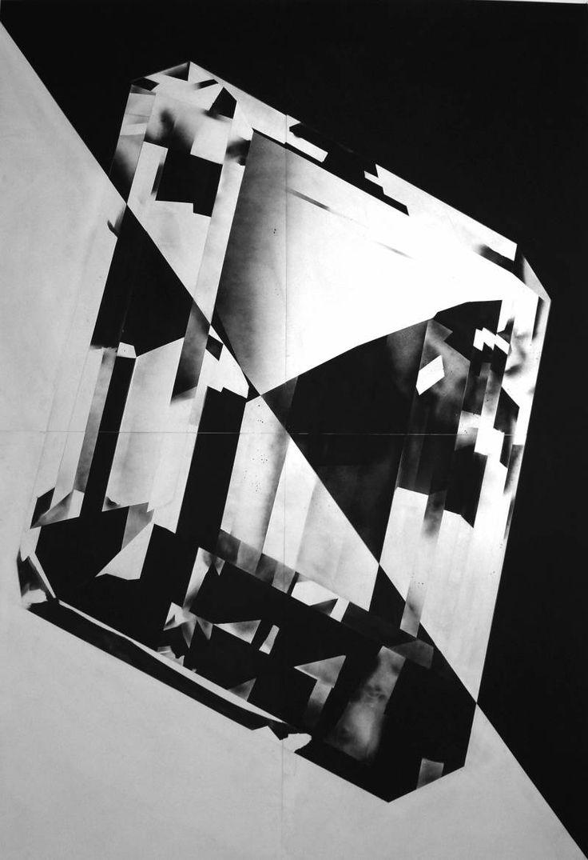 diamondSprays Painting, 600X876 Luke, Luke Dowd, Art Ideas, Heart Graphics, Painting Work, Art Illustration Photography, Design, Dowd Basel