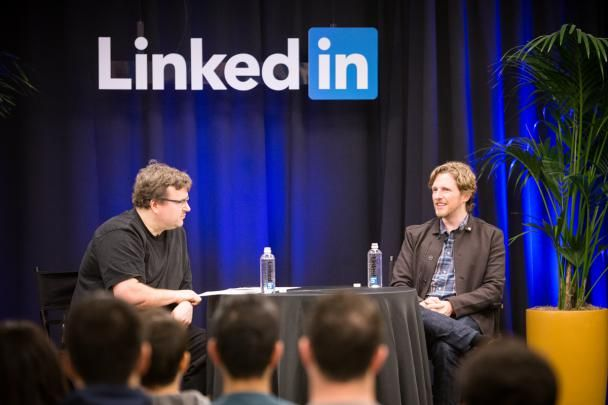 Matt Mullenweg CEO of Automattic and Co-Founder of WordPress, talks about the future of publishing in an interview with LinkedIn co-founder, Reid Hoffman as a part of LinkedIn speaker series. #wordpress