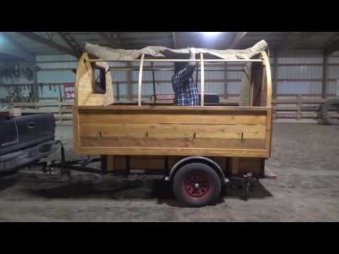 888 best images about trailer house campervan on pinterest rv trailer gypsy caravan and - The mobile shepherds wagon ...
