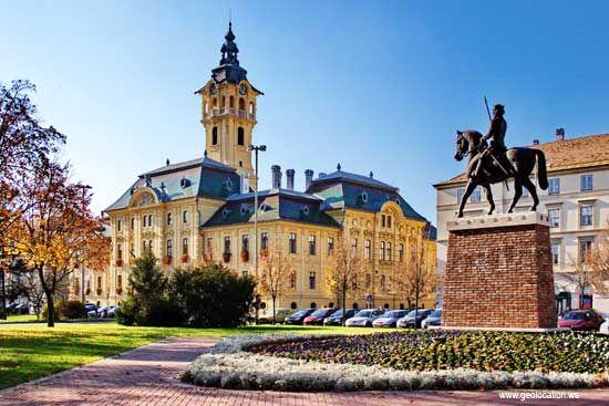 Széchényi tér I Szeged