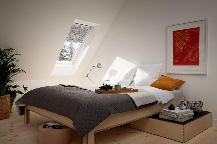 store occultant pour velux chambre à coucher