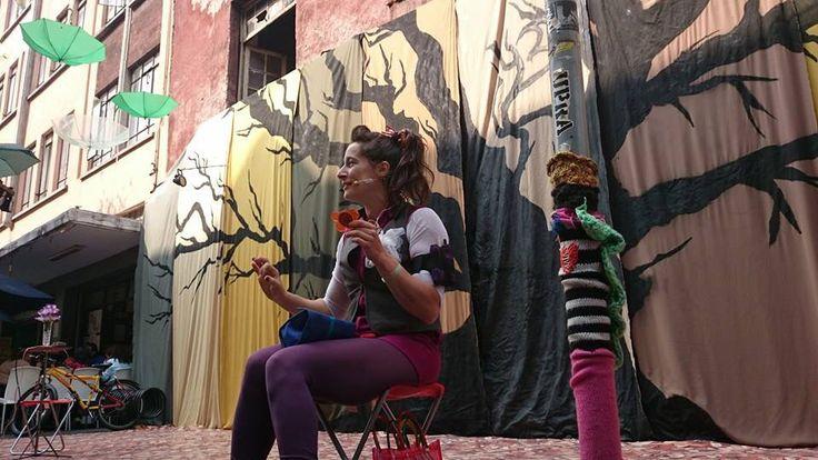Festival internacional de circo y arte callejero Ozomatli. Centro histórico del Distrito Federal, Ciudad de México 13 al 16 de noviembre 2014