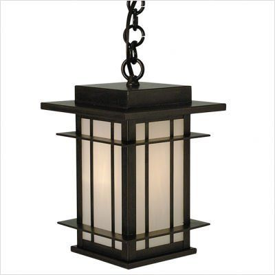 "Arroyo Craftsman OPH Oak Park Outdoor Hanging Lantern by Arroyo Craftsman. $470.00. Arroyo Craftsman OPH Features: -Oak Park collection. -Available in several finishes. -Available in several shade colors. -UL listed. -Suitable in damp location. Specifications: -Accommodates: 1 x 100W medium incandescent bulb. -Mounting base: 4.25"" W x 4.25"" D. -Available sizes:. -11"" Overall dimensions: 11"" H x 7"" W. -Extension: 47"". -12.5"" Overall dimensions: 12.5"" H x 8.5"" W. -Extens..."