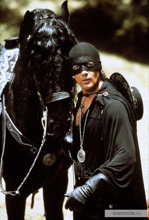 Zorro Antonio Banderas On Horse 68 best películas...