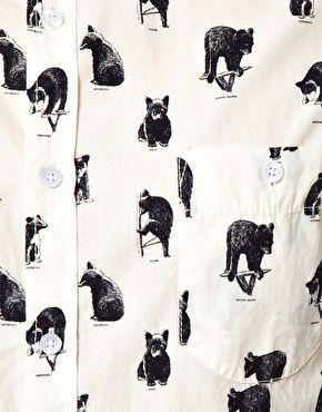 Cuckoos Nest Bear Shirt $99.66