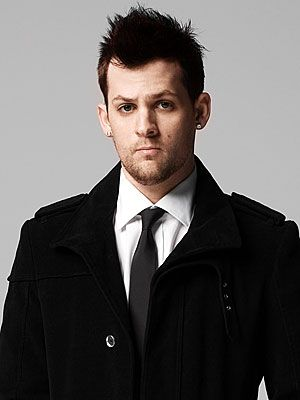 Joel Madden from Good Charlotte