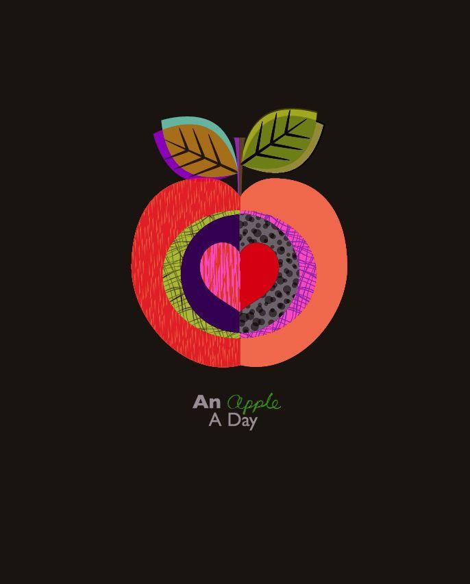 An Apple a Day by Izzy Matthews